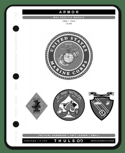 USMC ARMOR MODULE