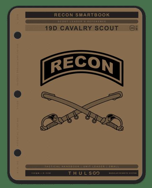 19D RECON SMARTBOOK